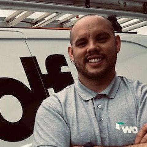 Wolf Service Storen Monteur Vaud David Monteiro